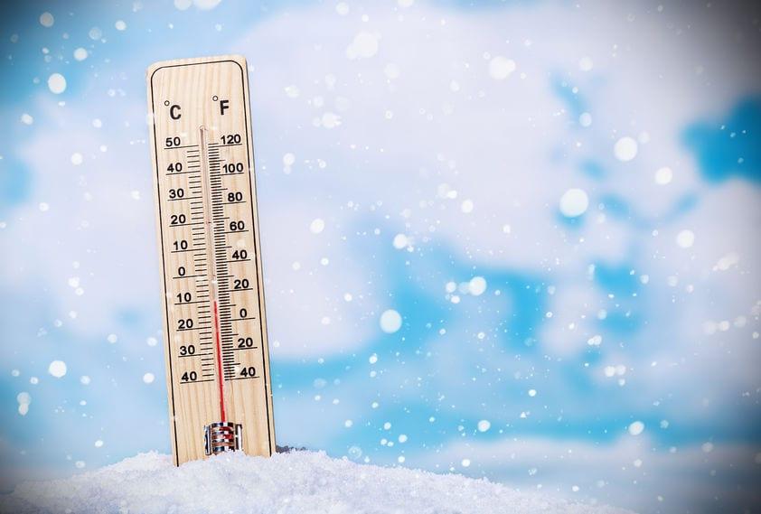 Breaking: Polar Vortex Blamed on Subzero OR Temperatures