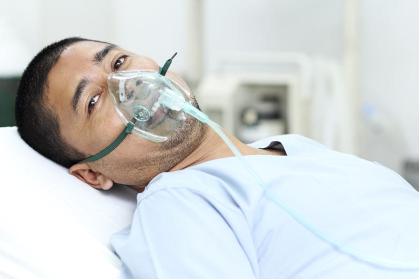 Groundbreaking: Patient Placed on Gaseous Diet