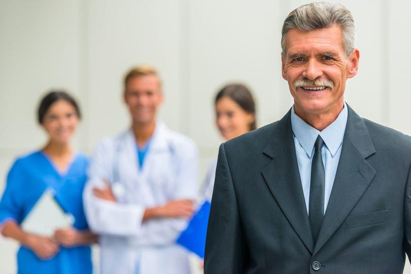 Hospital CEOs to Take Multi-Million Dollar Pay Cuts to Finance Hazard Pays