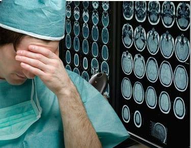 Chiropractic Neurologist Unable to Identify Brain on MRI