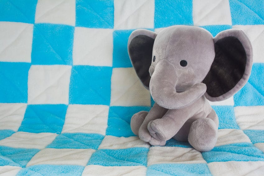 Chest Pain Rule-Out: Patient with Stuffed Elephant Sitting on Chest