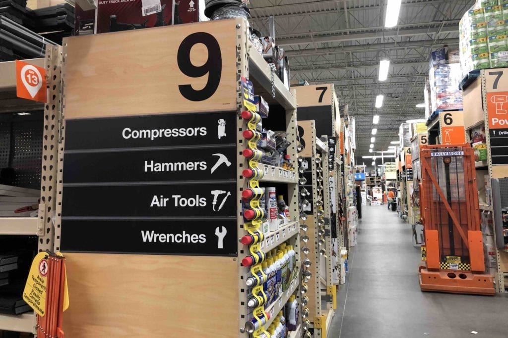 Breaking: Orthopods Spotted in Aisle 9 of Home Depot