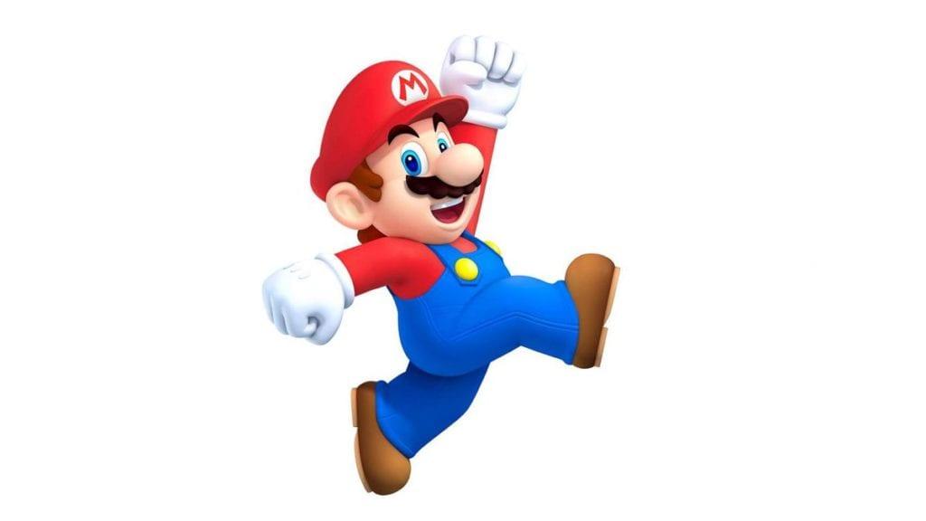 Breaking Bricks No More: Mario Shatters All 27 Bones in Left Hand