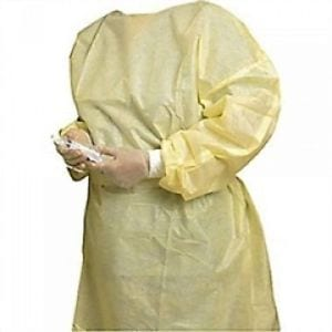 ICU Hires Wardrobe Consultants to Help With Donning and Doffing of Contact Gowns, Compliance Goes Way Up