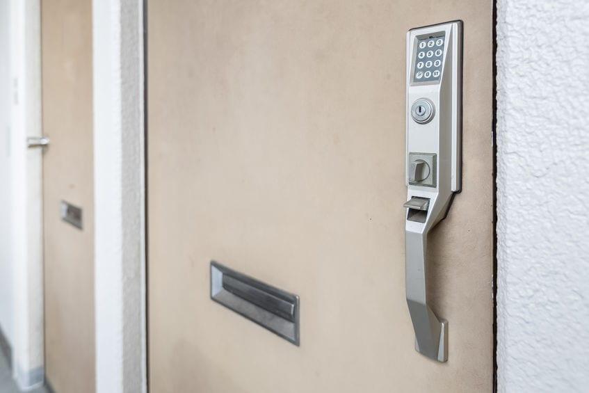 RN Shocked Code Isn't Etched Somewhere on Door, Doorframe