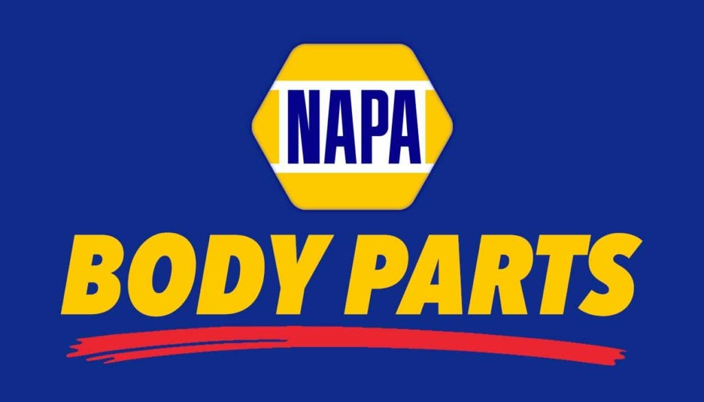 NAPA Auto Now Selling Body Parts