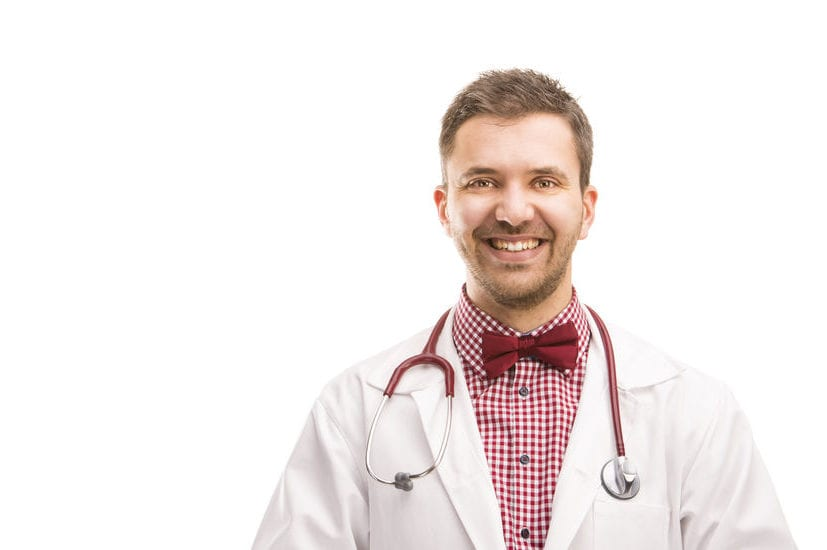 Bow Tie-Wearing ER Intern Immediately Ostracized by Peers
