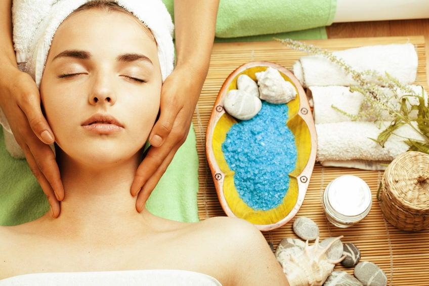 Spa Offers 'Ultimate Relaxation' With 55-Minute Carotid Sinus Massage