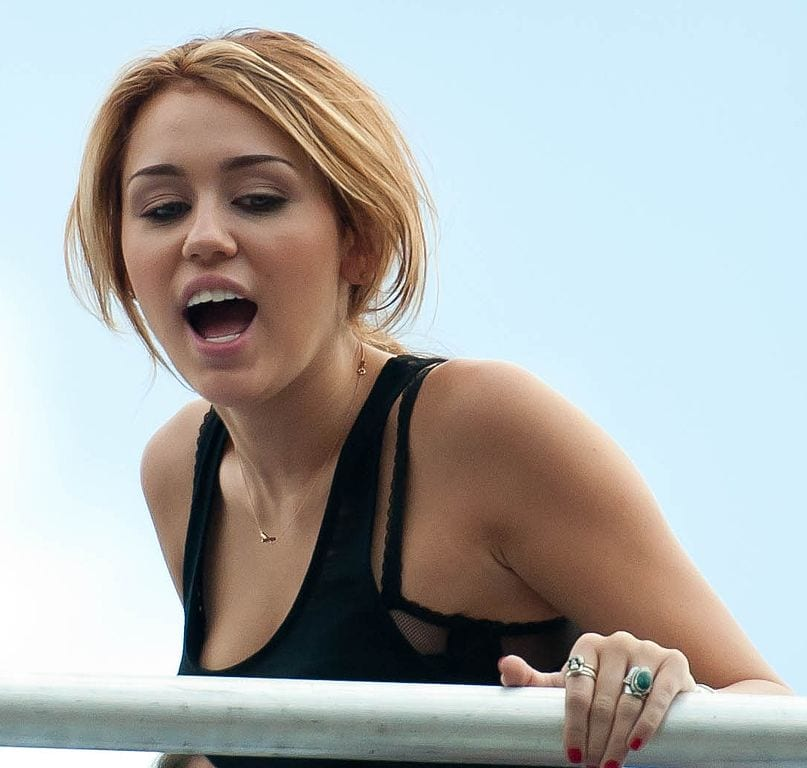 """Miley Cyrus claims """"You don't have to be diabetic anymore"""" after discovering Coke Zero"""