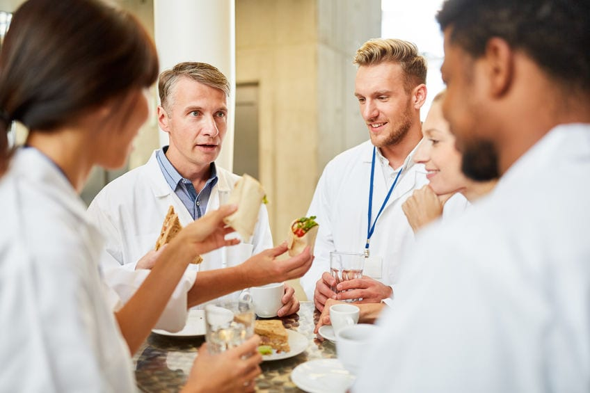 Michelin Guide Awards 3 Stars to Hospital Cafeteria