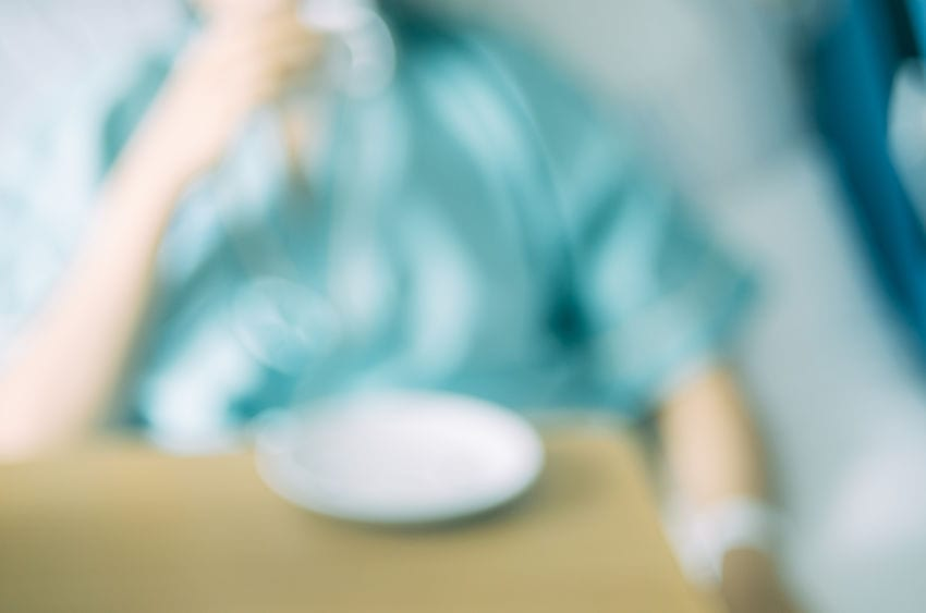 That's So Mean: Hospital Kitchen Sends NPO Patients Empty Tray