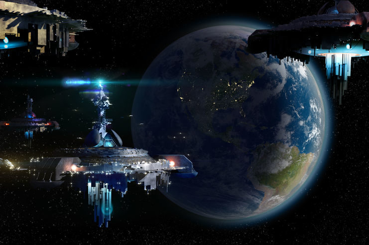 Aliens Postpone Earth Invasion Due to Coronavirus Concerns