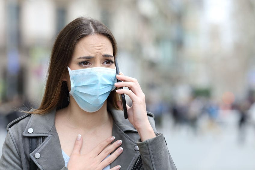 Hypochondriacs Try to Cope with Pandemic: It's Not Going So Wel